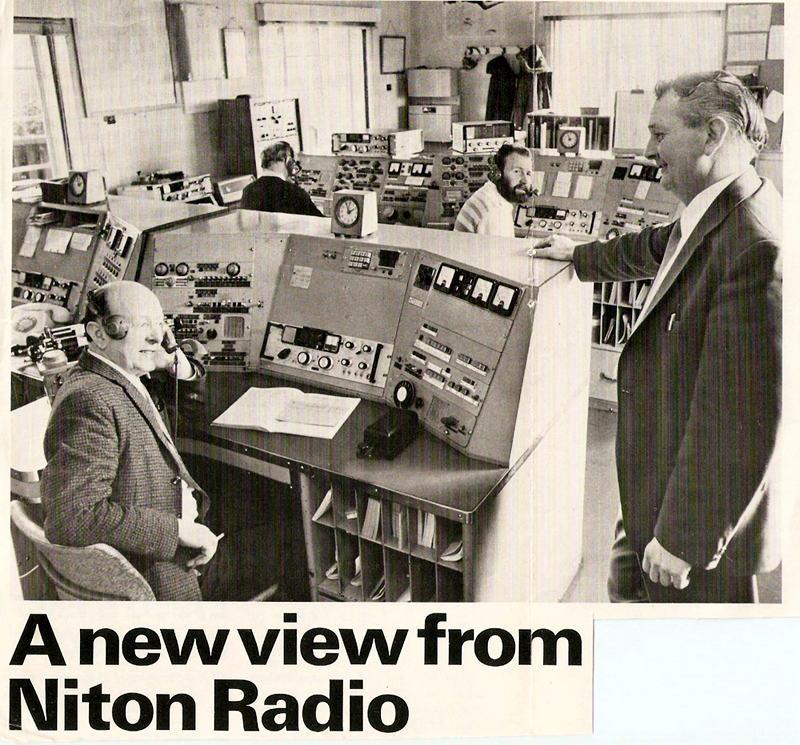 Radio Room Niton Radio