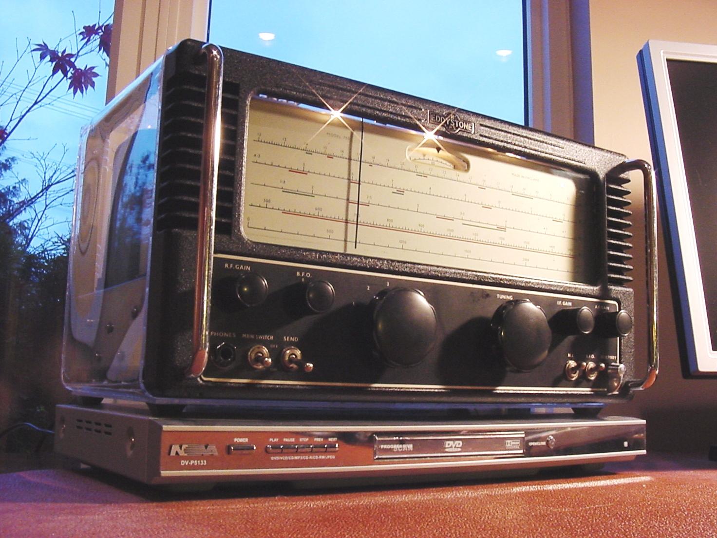 S750 On Desk Nov 4 2006 066