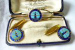 cufflinks and tiepin ebay