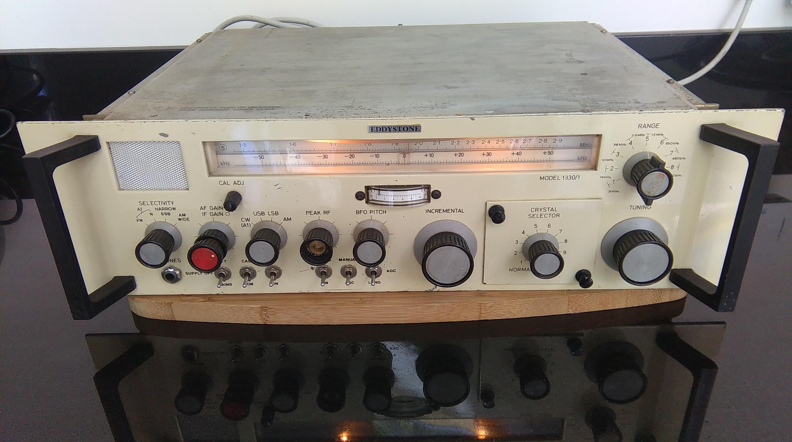1830-1 receiver