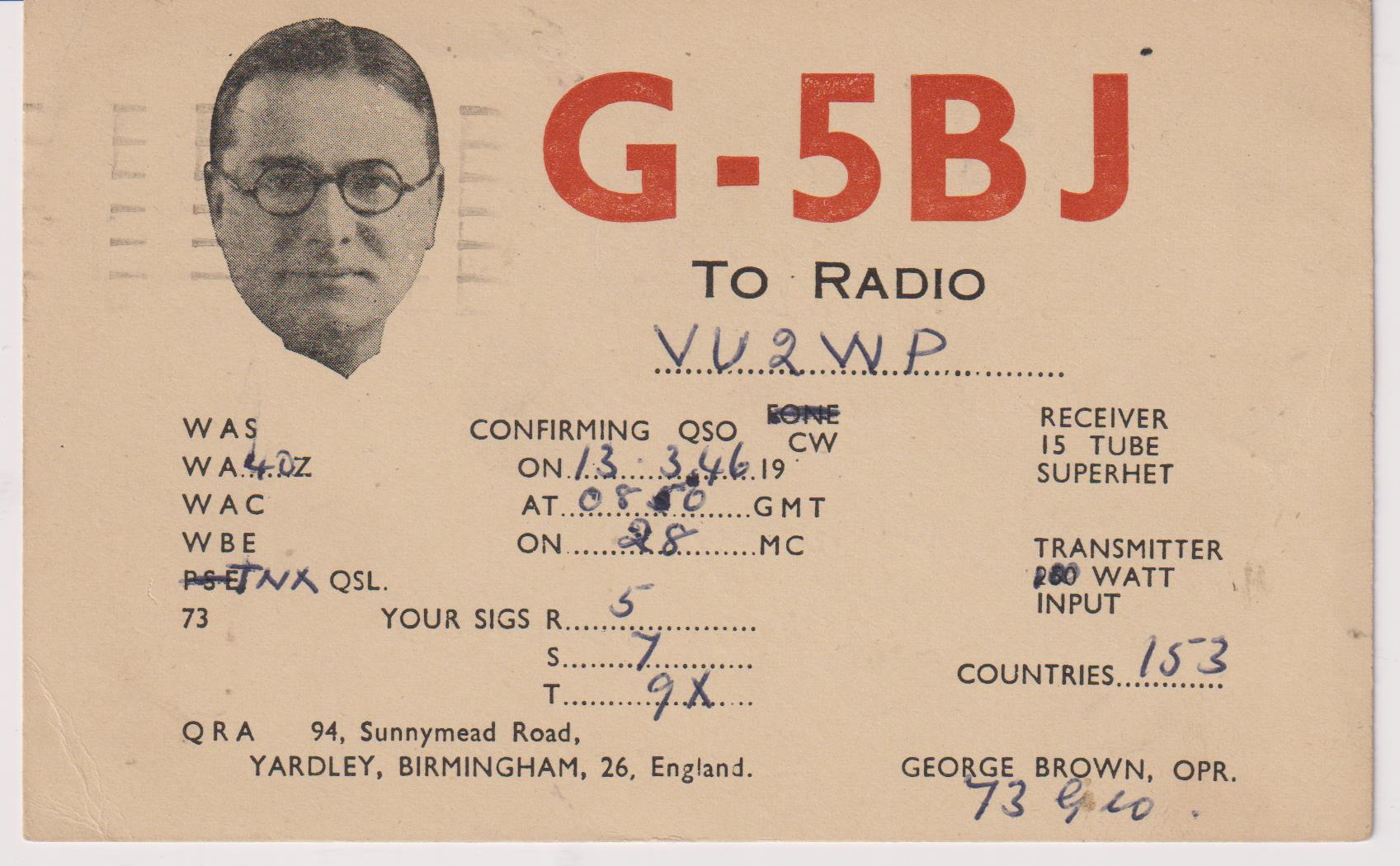 G5BJ 1946 001