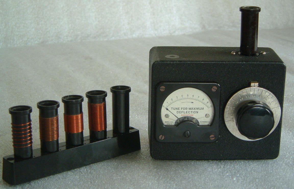 absorption wavemeter £62