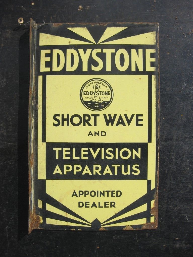 eddystone traders sign